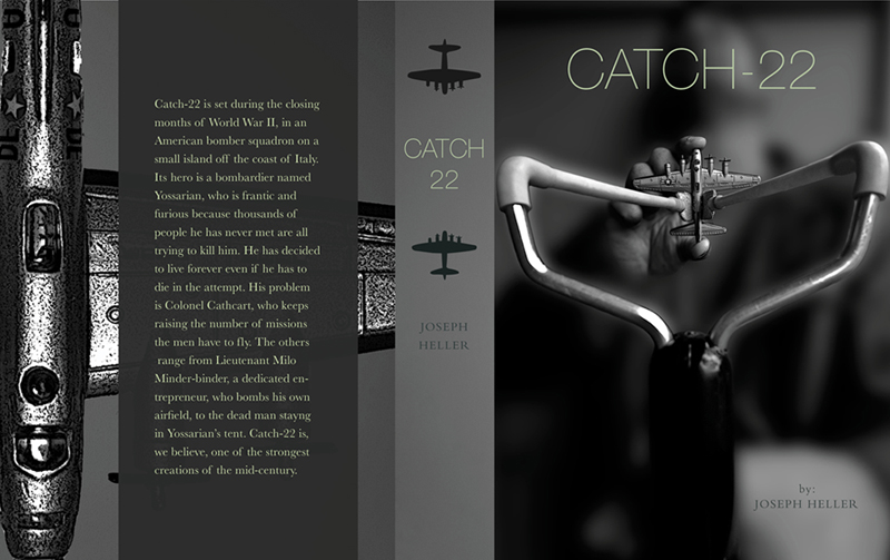 catch 22 essay conclusion Catch-22, by joseph heller, is a fictitious novel that depicts life on an american bomber squadron on pianosa, an island off the coast of italy, during the.
