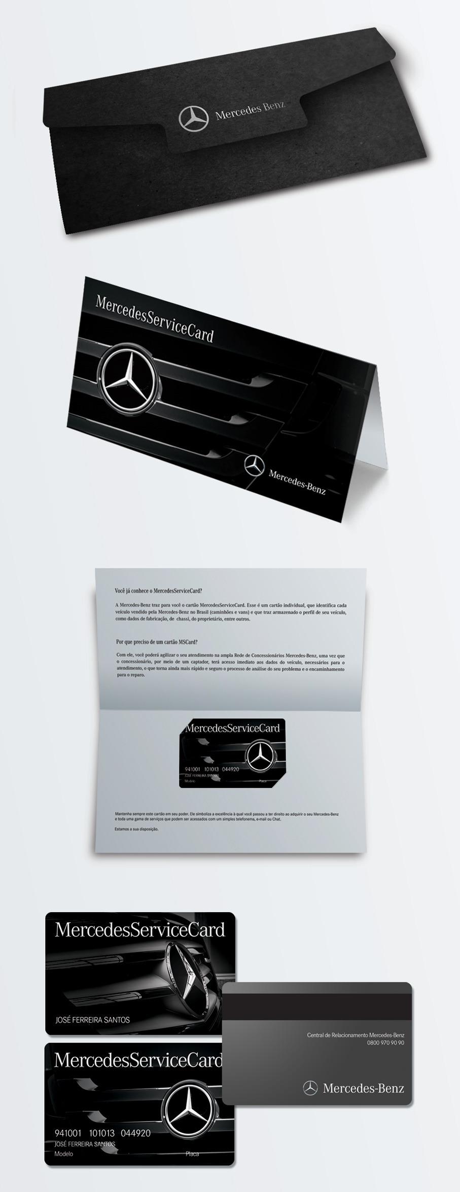 Mercedes benz cart o ms card paulofragatti for Mercedes benz card